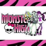 Monster High – Kit Completo com molduras para convites, rótulos para guloseimas, lembrancinhas e imagens!