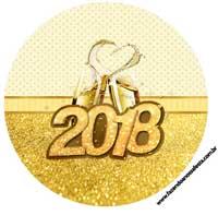 Kit Festa Ano Novo 2018