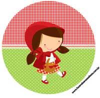 Kit Festa Chapeuzinho Vermelho