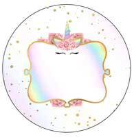 Kit Festa Unicornio Colorido