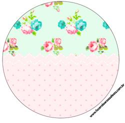 Rótulo-LatinhasToppers-e-Tubetes-Floral-Verde-e-Rosa