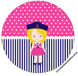 Toppers-para-Cupcakes-Menina-Marinheira-Loira