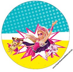 Tubetes-Toppers-e-Latinhas-Barbie-Super-Princesa