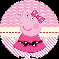 Latinha Peppa Pig
