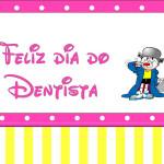 Cartão Feliz dia do Dentista!