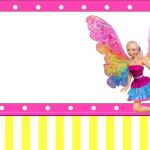 Barbie Segredo das Fadas (Fairytopia) – Kit Completo com molduras para convites, rótulos para guloseimas, lembrancinhas e imagens!