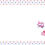 Barbie e as Sapatilhas Mágicas – Kit Completo com molduras para convites, rótulos para guloseimas, lembrancinhas e imagens!