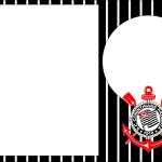 Corinthians – Kit Completo com molduras para convites, rótulos para guloseimas, lembrancinhas e imagens!