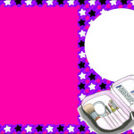 Maquiagem – Make Up – Kit Completo com molduras para convites, rótulos para guloseimas, lembrancinhas e imagens!