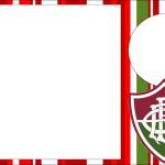 Fluminense – Kit Completo com molduras para convites, rótulos para guloseimas, lembrancinhas e imagens!