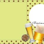 Boteco – Kit Completo com molduras para convites, rótulos para guloseimas, lembrancinhas e imagens!