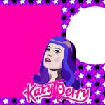 Katy Perry – Kit Completo com molduras para convites, rótulos para guloseimas, lembrancinhas e imagens!