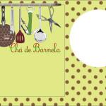 Chá de Barnela – Kit Completo com molduras para convites, rótulos para guloseimas, lembrancinhas e imagens!