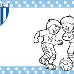 Avaí Futebol Clube – Kit Completo com molduras para convites, rótulos para guloseimas, lembrancinhas e imagens!