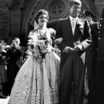 Casamento de Jacqueline Bouvier e John Kennedy