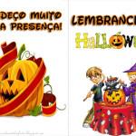 Halloween – Livrinho de Atividades!