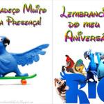 Rio – Livrinho de Atividades!!