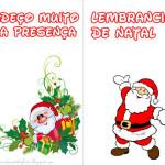 Natal – Livrinho de Atividades!