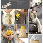 Tendências 2013 – Decoração em Amarelo e Prata!