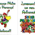 Mario Bros – Livrinho de Atividades!