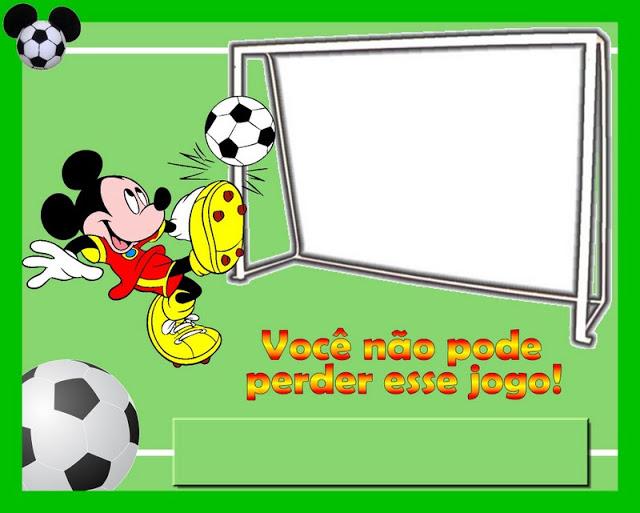 Crianças Que Jogam O Futebol Nos Desenhos Animados Do: Fazendo A Nossa Festa