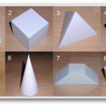 Moldes de Caixinhas em Formas Geométricas!