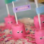 Aprenda a Fazer Polvos de Marshmallows!