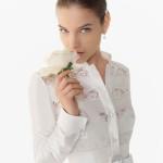 Coleção de Vestidos de Noivas Rosa Clará 2013!