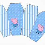 Caixa China in Box George Pig (Peppa Pig):