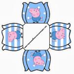 Forminhas Docinhos George Pig (Peppa Pig):
