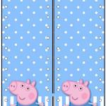 Marcador de Páginas George Pig (Peppa Pig):