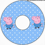 CD DVD George Pig (Peppa Pig):