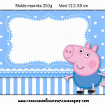 Marmita Pequena  George Pig (Peppa Pig):