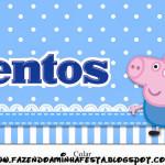 Mentos  George Pig (Peppa Pig):
