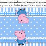 Saquinho de Balas  George Pig (Peppa Pig):