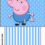 Saquinho de Chá  George Pig (Peppa Pig):