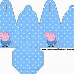 Caixa George Pig (Peppa Pig):