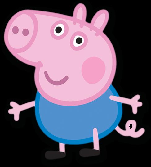Peppa Pig George Clip Art