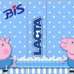 Rótulo Bis Duplo George Pig (Peppa Pig):
