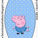 Esmalte George Pig (Peppa Pig):
