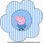 Flor  George Pig (Peppa Pig):