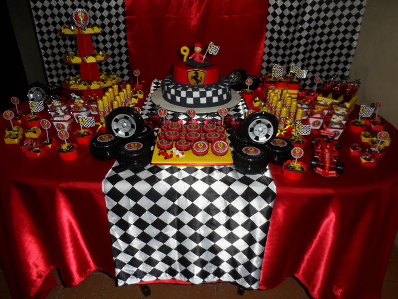 decoracao festa infantil kick buttowski : decoracao festa infantil kick buttowski:Festa Ferrari – Artes da Leitora Ana Carlota!