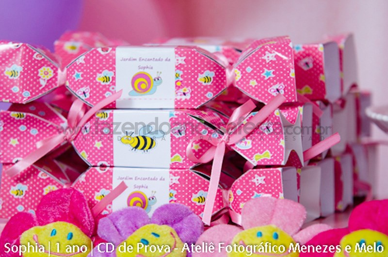 Festa tema Fazendinha de Menina: