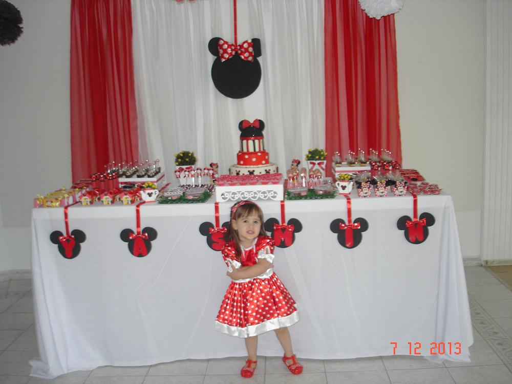 kit da Minnie Vermelha é um dos kits mais lindos do blog, concordam