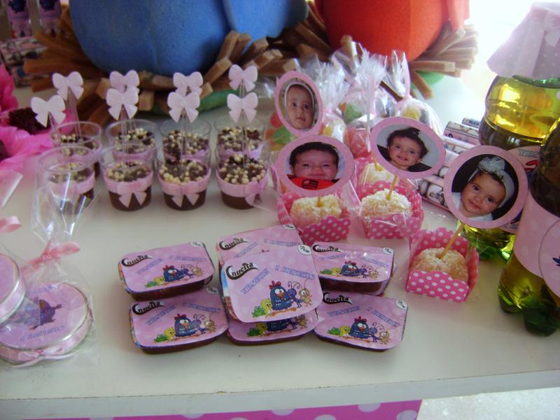 decoracao festa galinha pintadinha rosa: Galinha Pintadinha Rosa usando o nosso kit (clique para ver o kit