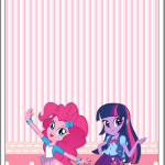 Menu  Equestria Girls (My Little Pony):