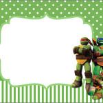 Caixa Bombom Tartarugas Ninjas: