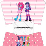 Envelope Fritas  Equestria Girls (My Little Pony):