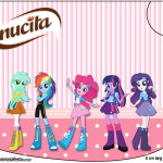 Creminho Nucita  Equestria Girls (My Little Pony):
