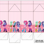 Caixa de Leite  Equestria Girls (My Little Pony):